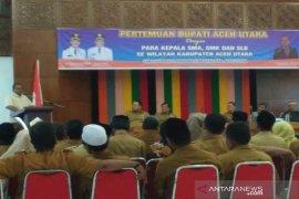 Pemkab Aceh Utara minta untuk perhatikan sekolah terpencil