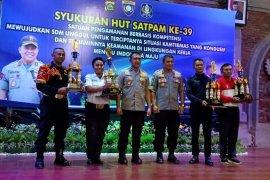 500 peserta sambut HUT ke-39 Satpam di Bali