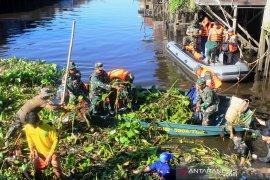 Dandim Tenggarong Coba Urai Simpul Penyebab Banjir