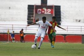 Pelatih PSM Bojan Hodak isyaratkan mainkan Klok kontra Lalenok United leg-2