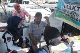 Poliklinik Terapung Polda bantu warga berobat gratis