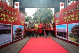 "Kegiatan ""PeceLand Chinese New Year Festival 2020"" tarik masyarakat datang ke Kota Madiun"