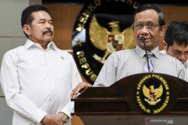 Pemerintah klarifikasi soal kasus Semanggi I dan II