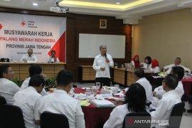 Relawan-Staf PMI Jateng harus responsif dan aktif melayani masyarakat