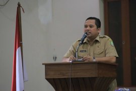 Wali Kota Tangerang  harapkan DWP bersinergi sejahterakan masyarakat