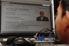Irfan Setiaputra, new president director of Garuda Indonesia