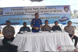 Polda Babel minta nelayan Sungailiat lengkapi dokumen kapal
