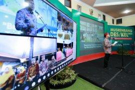 Optimalkan program Smart Kampung, 217 desa di Banyuwangi Musrenbangdes secara daring