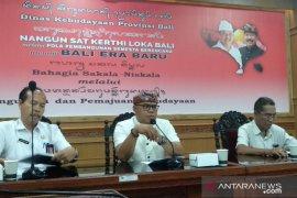 1 Februari, Bulan Bahasa Bali 2020 dimulai