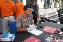 Polres Bangka Tengah tangkap pelaku penggelapan uang lelang timah