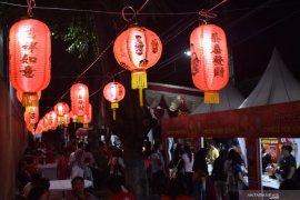 Festival Imlek di Madiun