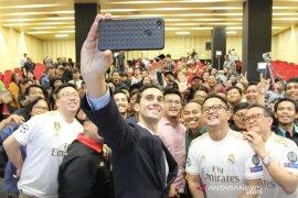 PT Dua Kelinci gandeng Real Madrid sasar pasar Eropa