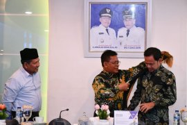 Banda Aceh-Bogor sepakat perkuat bidang ekonomi dan pariwisata