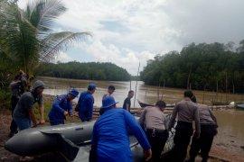 Polisi Bangka Barat tertibkan tambang liar Sungai Kelabang