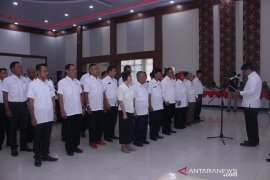 PMI Sulteng melantik pengurus Kota Palu dan Kabupaten Sigi