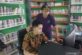 Perpustakaan desa berbasis teknologi digital