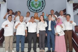 Rektor Unimed dukung kerja sama dengan University College Pahang Malaysia
