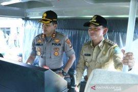 Kapolres Bangka cek personel dan sarana Operasi Aman Nusa II