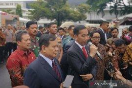 Jokowi tegaskan kedaulatan NKRI harga mati