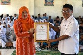 "DWP ""saweu sikula"" kali ini kunjungi SMPN 11 Banda Aceh"