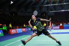 Thailand Masters  - Gregoria belum berhasil tundukkan Yamaguchi dua set langsung