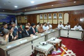 Aceh bahas kerjasama dengan Universitas Korea Selatan