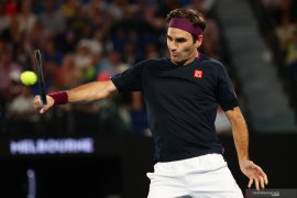 Federer absen hingga Juni pascaoperasi lutut kanan