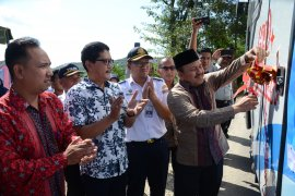Pemko Langsa serahkan bus Damri layani warga di gampong terpencil