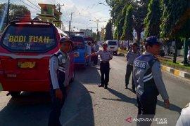 Pemkot Padangsidimpuan, tertibkan angkot yang tidak sesuai izin trayek