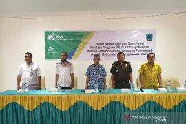 BP Jamsostek sosialisasikan program jasa konstruksi kepada Pemkab Paluta