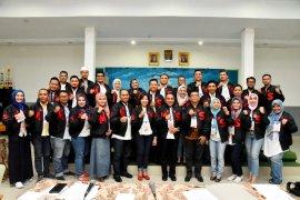 Edy Rahmayadi gelar rapat perdana Ikal Smansa Medan