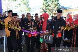 Satu-satunya di Aceh, gedung PAUD Percontohan Aceh Tengah diresmikan