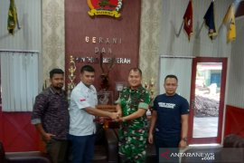 HIPMI gandeng TNI tingkatkan kedisiplinan dan wawasan kebangsaan