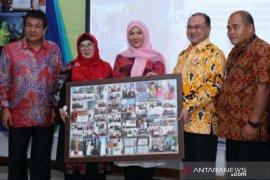 Gubernur bersama istri hadiri perpisahan Kepala Perwakilan BKKBN Babel