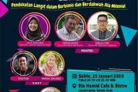 ACT Aceh gelar ngobrol kemanusiaan bisnis dan dakwah di Banda Aceh