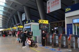 93 warga Indonesia tertahan di Wuhan-China