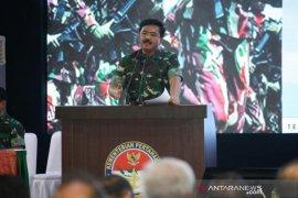 Panglima TNI : Pembentukan tiga satuan baru akan mampu hadapi ancaman