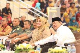 Bupati  Pandeglang  sambut program komando strategi pembangunan pertanian