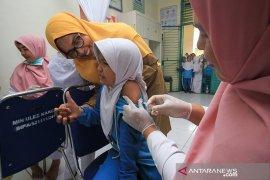51 persen anak-anak di Aceh belum dapatkan imunisasi dasar