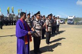 Kapolres Gorontalo Utara prioritaskan pelayanan bagi warga