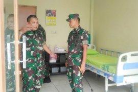 Pangdam XII/Tpr pastikan kesiapan Rumah Sakit Kartika antisipasi corona