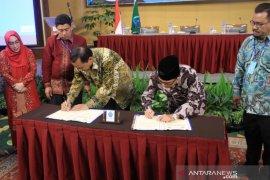 UIN Jambi dan LIPI teken MoU tingkatkan penelitian