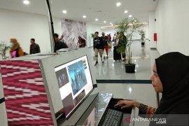 Syamsudin Noor Airport installs thermal scanner to prevent coronavirus