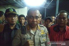 Buntut penyerangan sekelompok orang di Mandala, masjid dan rumah rusak