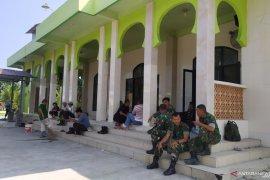 TNI-Polri masih siaga di Mandala