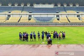 Persib siap jalani pemusatan latihan di Lembang jelang musim 2020