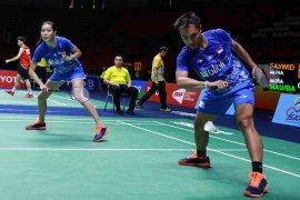 Hafiz/Gloria rebut tiket ke final  Thailand Masters