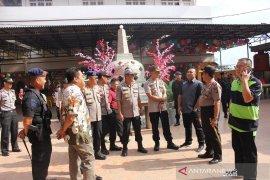 Kapolda Jambi pantau kegiatan Imlek di Vihara Sakyakirti