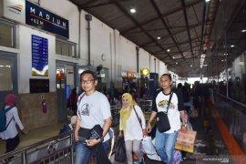 Tiket KA Lebaran di Daop Madiun sudah terjual 12 persen