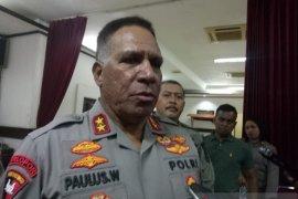 Kapolda Papua: Warga sipil tak punya kewenangan pegang senpi